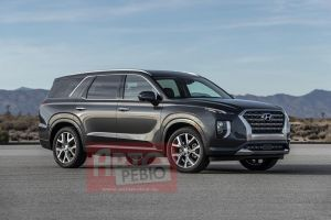 2020 Hyundai Palisade SUV Leaked Ahead of LA Reveal