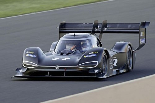 Volkswagen Want EV Nürburgring Record With Their I.D. R Prototype
