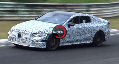 Mercedes-AMG's Four-Door GT4 Sounds Marvelous