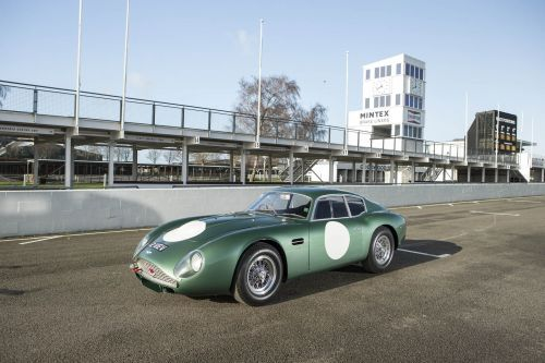 This Aston Martin DB4GT Zagato May Become Most Expensive British Car Ever