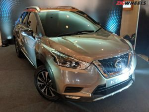 Nissan Kicks Revealed For India