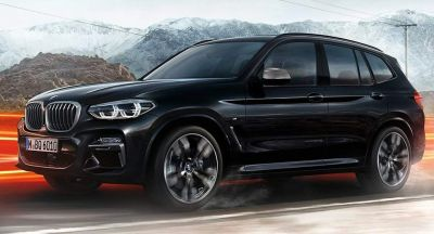 All-New 2018 BMW X3 First Official Photos And Details Leaked
