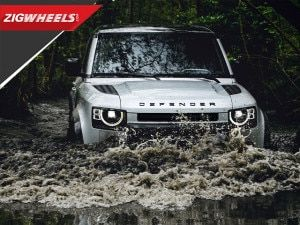 Land Rover Defender Launched In India | The Real Deal | ZigFF