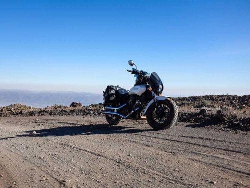 Lessons On Motorcycle Touring Through Peru