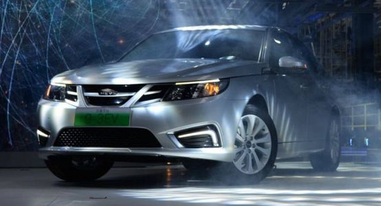 The Ghost Of SAAB's Past Haunts Us As NEVS 9-3 EV Enters Production In China