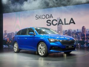 2018 Skoda Scala First Look