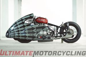 Lucky Cat Garage Sprintbeemer Furtherer | Custom Motorcycle
