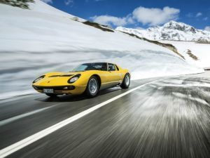 Lamborghini SV Madness Through The Years