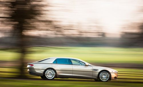 Aston Martin Confirms Two Lagonda Models, Targeting Rolls-Royce and Bentley