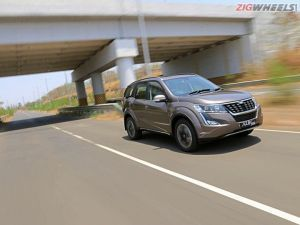 Mahindra XUV500 Petrol And Diesel-Auto AWD Variants Axed