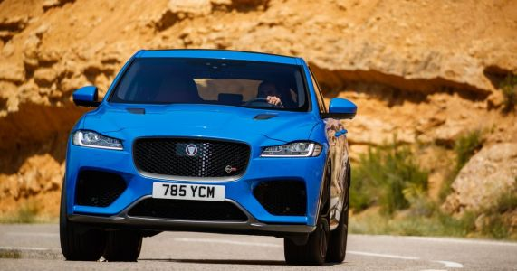 Jaguar F-Pace SVR Review: A Brutal Salute To V8 You'll Come Away Loving