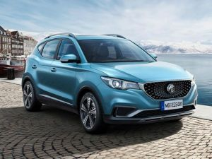 MG ZS Electric Vehicle Listed On MG Motor India Website Launch At Auto Expo 2020