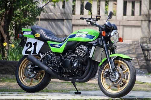 "Kawasaki Z900 RS ""Lawson"" by Doremi Collection 2"