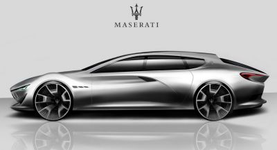 What If Maserati Decided To Build A Shooting Brake?