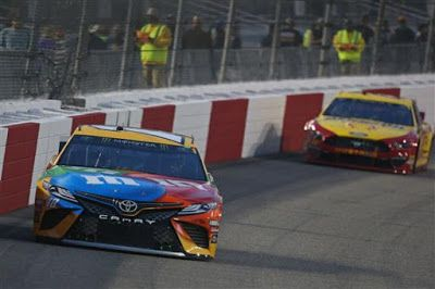 Richmond NASCAR Cup Series Notes - 2019 Federated Auto Parts 400