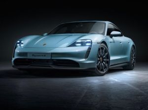 More Affordable All-Electric 2020 Porsche Taycan 4S EV Unveiled