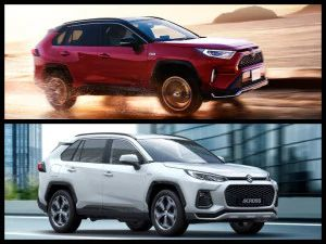 Suzuki ACross SUV How Different Is It From The Toyota RAV4