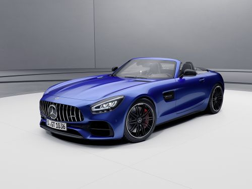 Mercedes-AMG GT Now Packs 523 HP GT S Axed From Lineup