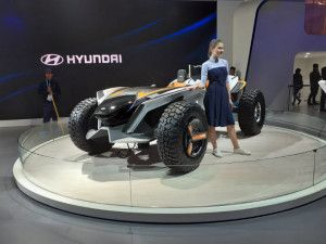 Hyundai Reveals Kite EV Concept At Auto Expo 2020