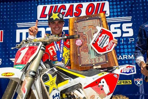 ROCKSTAR ENERGY HUSQVARNA FACTORY RACING'S ZACH OSBORNE CHARGES TO VICTORY AT HANGTOWN MX!