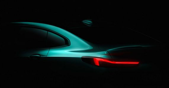 Here's Your First Look At The New FWD BMW 2-Series Gran Coupe