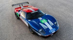1968 Ford GT40 Tribute Gets An EcoBoost Heart