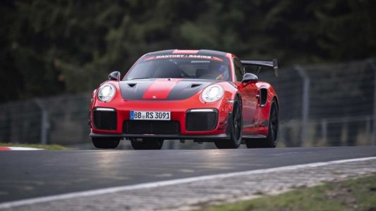 Manthey-Racing Spent Porsche Panamera 4 Money In Upgrades To The 911 GT2 RS MR