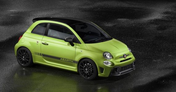 The Updated Abarth 595 Is Here With Added Volume