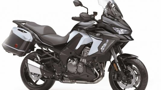 2019 Kawasaki Versys 1000 SE LT + First Look