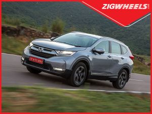 2018 Honda CRV Diesel and Petrol Review