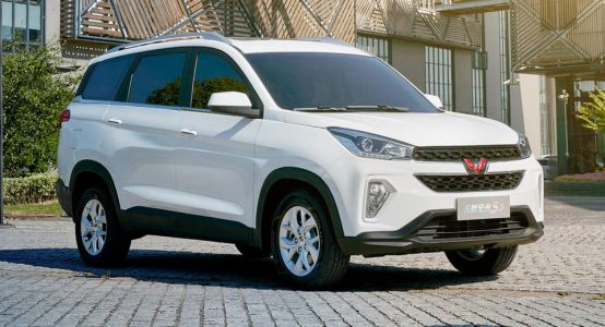 GM's Latest SUV, The Wuling Hong Guang S3, Costs Less Than $9,000