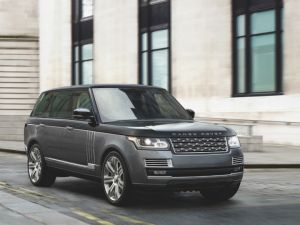 Range Rover With More Oomph Now In India