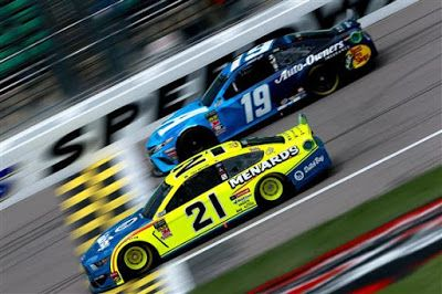 Paul Menard expects racing at Michigan to be similar to Talladega