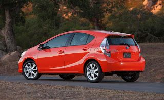 Check out the latest lease special for the 2013 Prius C