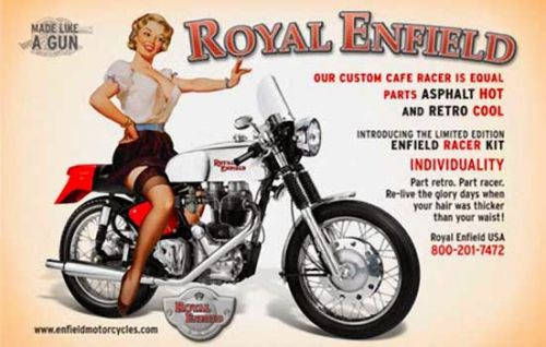 Royal Enfield USA: The journey from the museum to the road