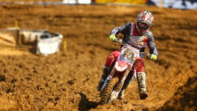 TLD's Seely Makes Progress During Round 4 at High Point Raceway