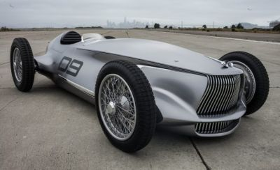 10 Things to Know about Infiniti's Amazing Prototype 9
