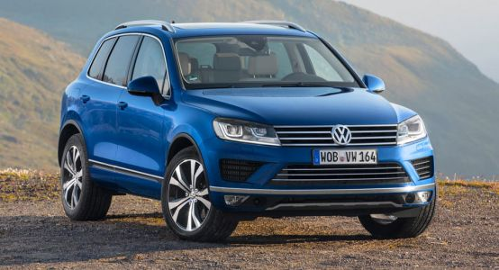 VW Recalls Over 57,000 Touareg Diesels From Around The World