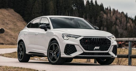 Abt Sportsline Has Decided The RS Q3 Needs 440bhp And Fancy Wheels