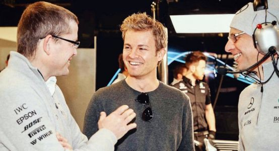 Nico Rosberg Is Done With Formula 1 But Is Interested In Formula E