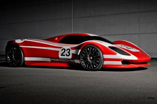 Sleek Porsche 917 Concept Study Could See Production