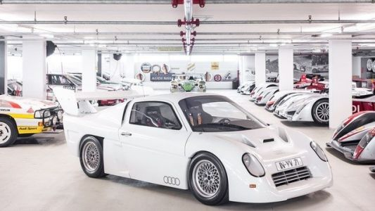 The World of Rare and Quite Wonderful Audi Cars