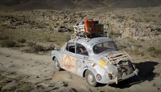 The Mongol Rally Short Film: 16 Countries, 58 Days, and 10,000 miles in 7 Minutes