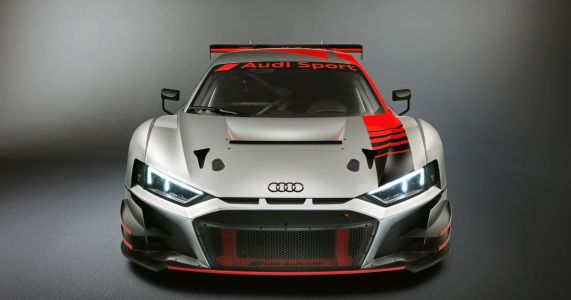 Bow Before The Monstrous Audi R8 LMS GT3 Evolution
