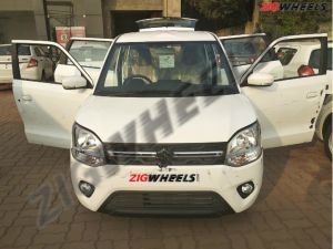 2019 Maruti Wagon R Complete Specs And Variants Leaked