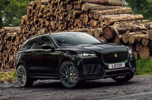 497 kW Lister Stealth Revealed As Britain's Fastest SUV