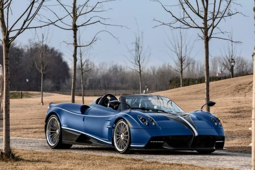 Next Pagani Coming In 2021 Will Have V12 and Manual
