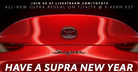 """Toyota Supra's Debut Time Revealed In """"The Last Teaser"""""""