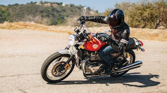 Royal Enfield INT650 And Continental GT Reviews