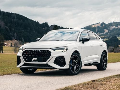 ABT Boost Audi RS Q3 Sportback To 440 HP